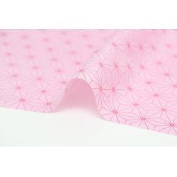 画像3: 麻の葉柄(ピンク)